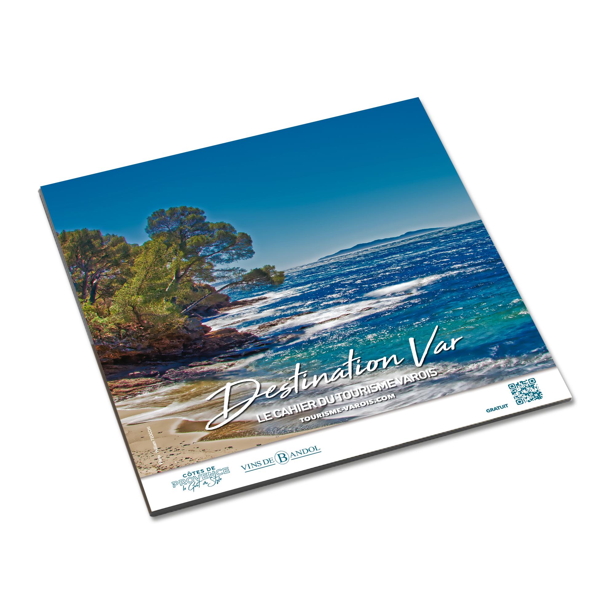 Cahier du tourisme varois 2018