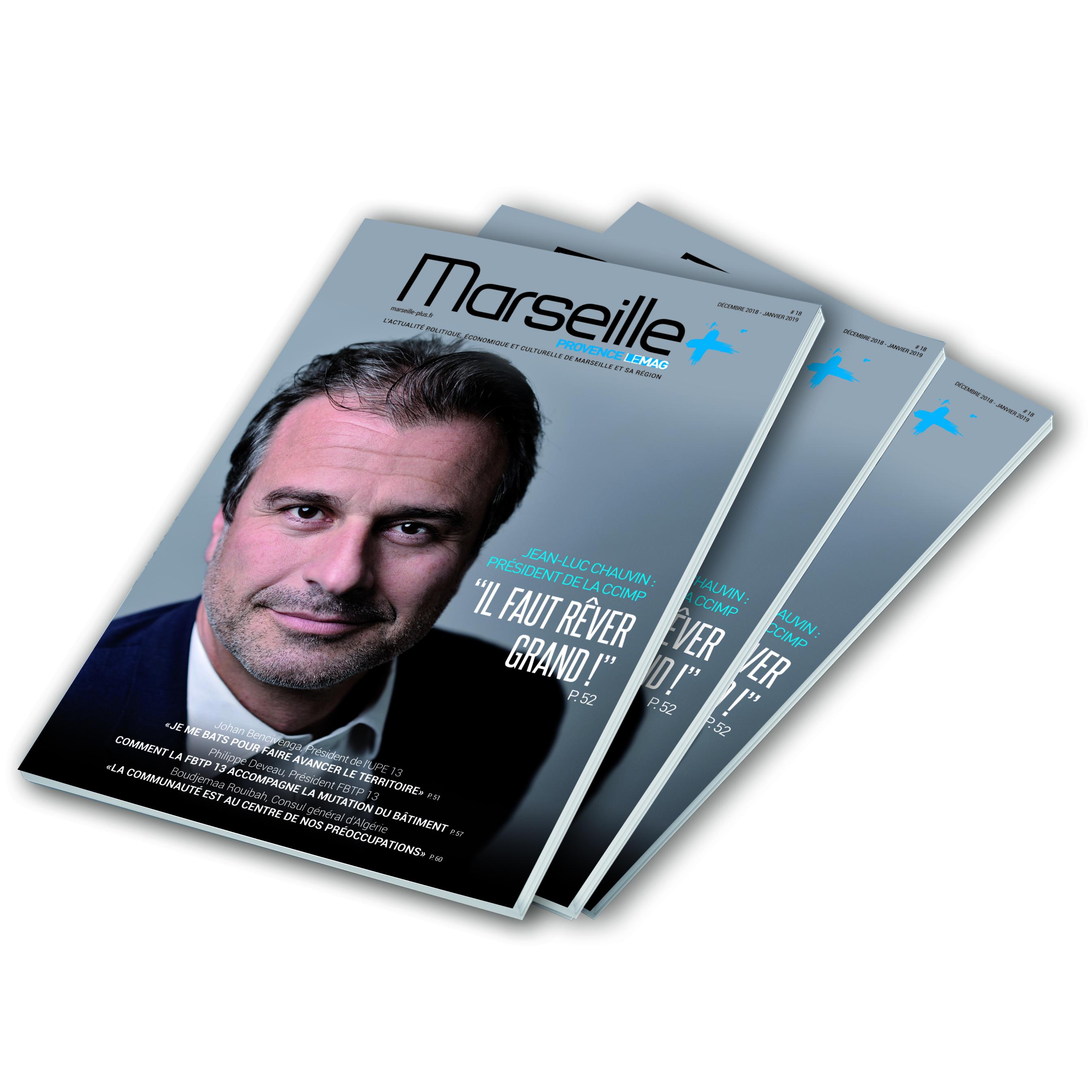 Marseille Plus #18