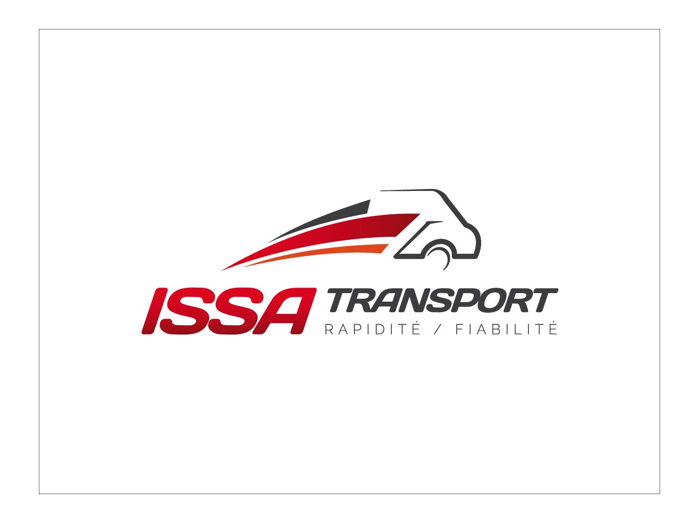 logo-issa-transport-gilles-cozzolino-graphiste-aix-en-provence-marseille